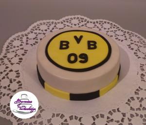BVB Fan Torte