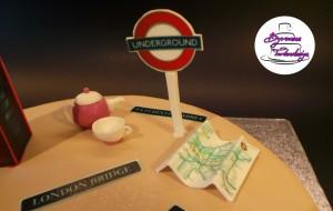 Londontorte Impression